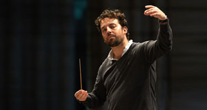 James Gaffigan © Festival de Saint-Denis 2014