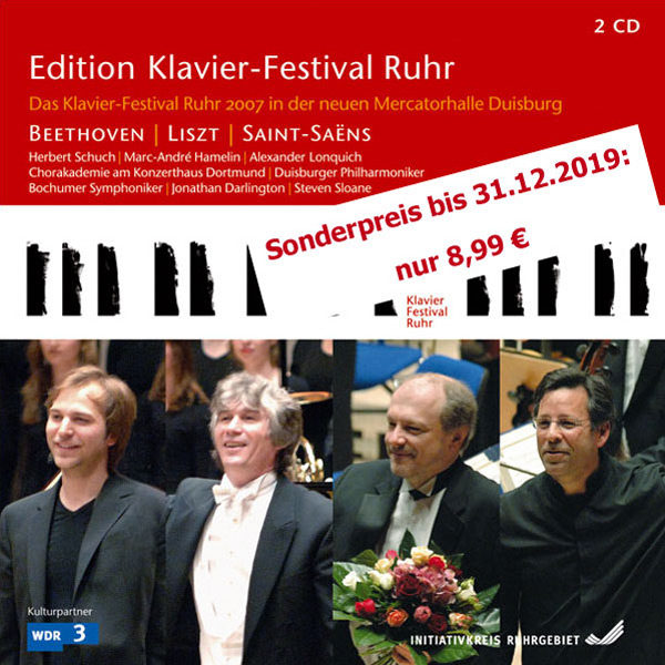 CD-Edition Klavier-Festival Ruhr Vol. 18
