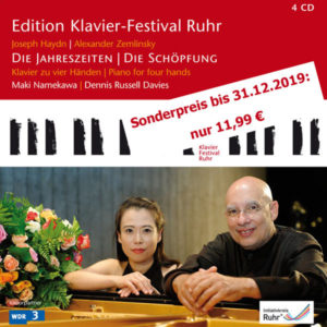 CD-Edition Klavier-Festival Ruhr VOL. 24