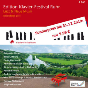 Edition Klavier-Festival Ruhr Vol. 27 Sonderpreis