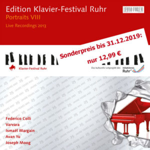 Edition Klavier-FEstival Ruhr Vol. 32 Sonderpreis