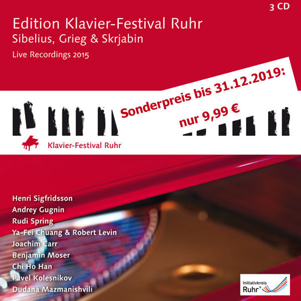 Edition Klavier-Festival Ruhr Vol. 34 Sonderpreis