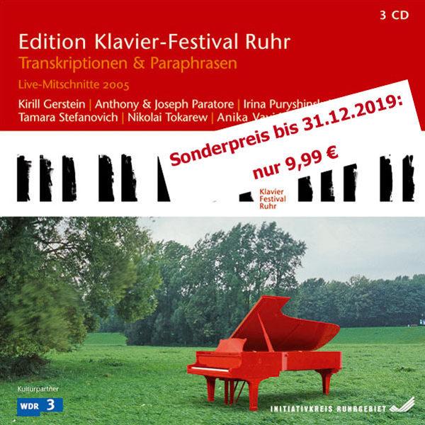 Edition Klavier-Festival Ruhr Vol. 9