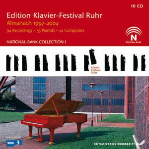 Edition Klavier-Festival Ruhr Vol 1-8