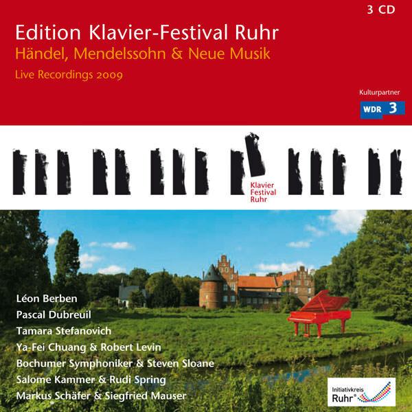 Edition Klavier-Festival Ruhr Vol 23