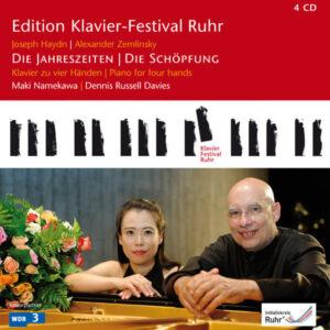 Edition Klavier-Festival Ruhr Schöpfung Jahreszeiten