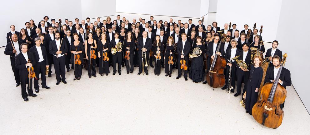 hr-Sinfonieorchester Frankfurt