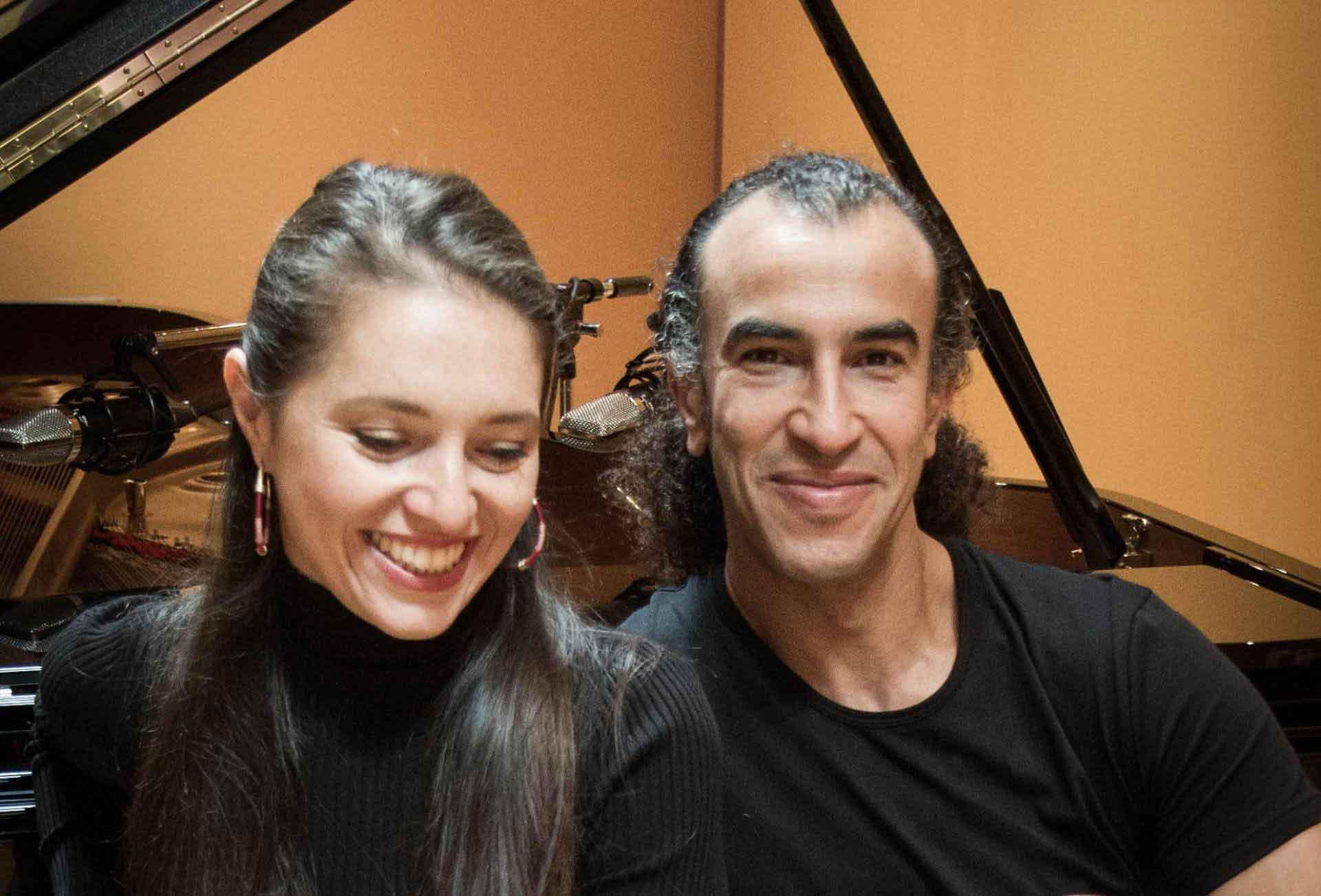 Rhani Krija (Percussion)