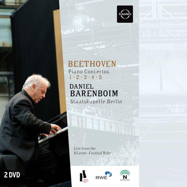 Beethoven Klavierkonzerte Barenboim