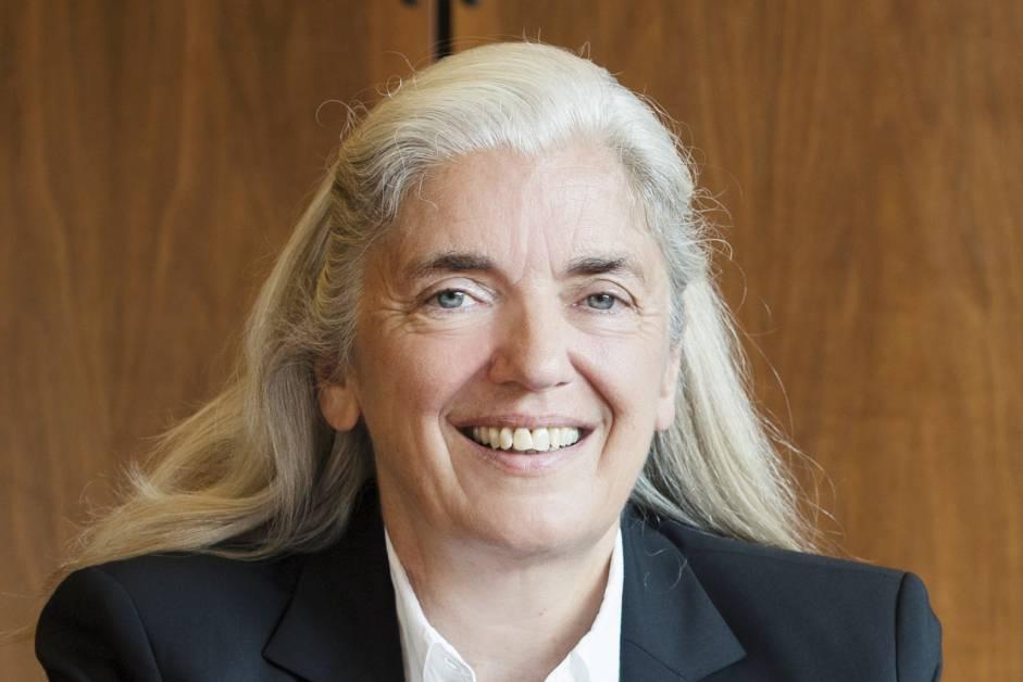 Ministerin Isabel Pfeiffer-Poensgen