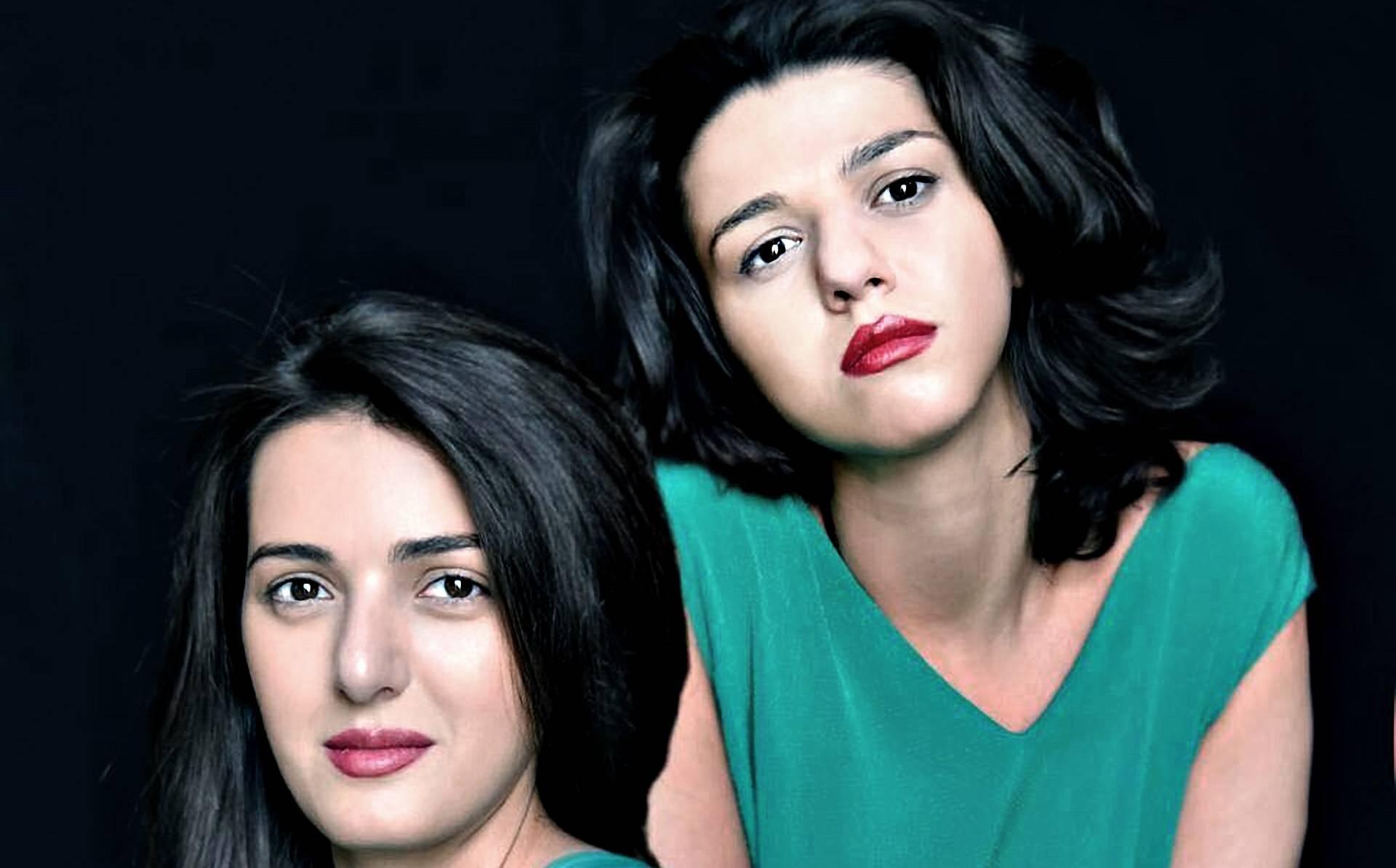 Khatia und Gvantsa Buniatishvili