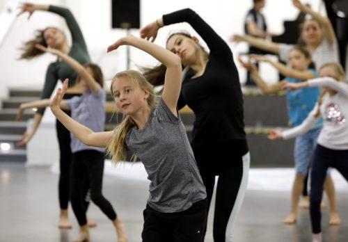 Inklusives Tanzprojekt